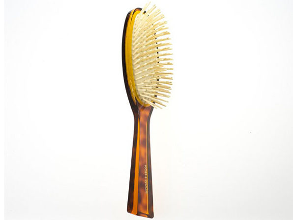 Jaspé Oval Nylon Pin Hair Brush (Large)