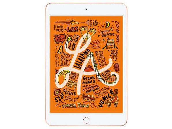 Apple iPad Mini 5, 64GB - Gold (Refurbished: Wi-Fi Only)