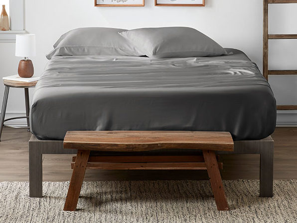 Home Collection Premium Bamboo 4-Piece Luxury Bed Sheet Set