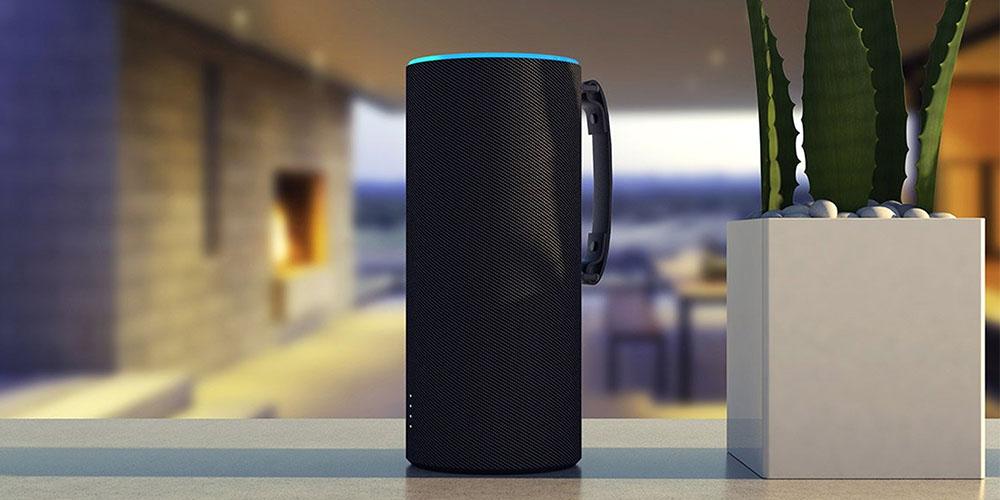 An Echo battery sleeve