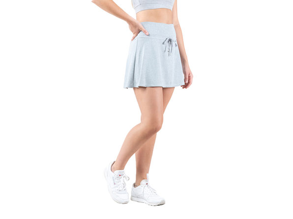 Kyodan Womens Mock Twist Flow Skort - Small