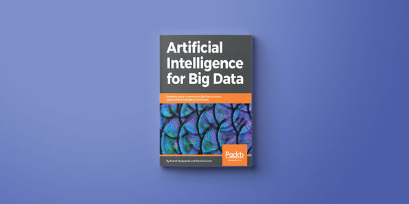 Artificial Intelligence for Big Data eBook - Product Image