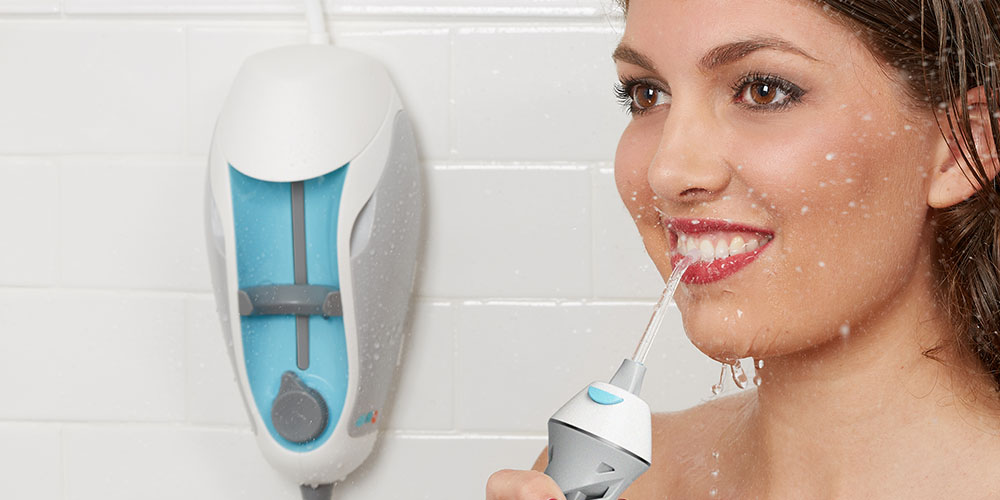 ToothShower® Water Flosser Suite 2.0, now on sale for $107.99 (10%)