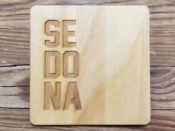 Sedona Coasters: Set of 2