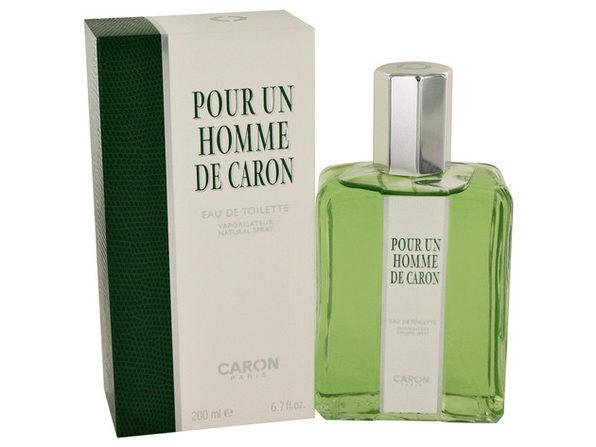 3 Pack CARON Pour Homme by Caron Eau De Toilette Spray 6.7 oz for Men - Product Image
