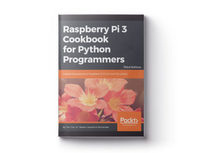 Raspberry Pi 3 Cookbook for Python Programmers - Product Image