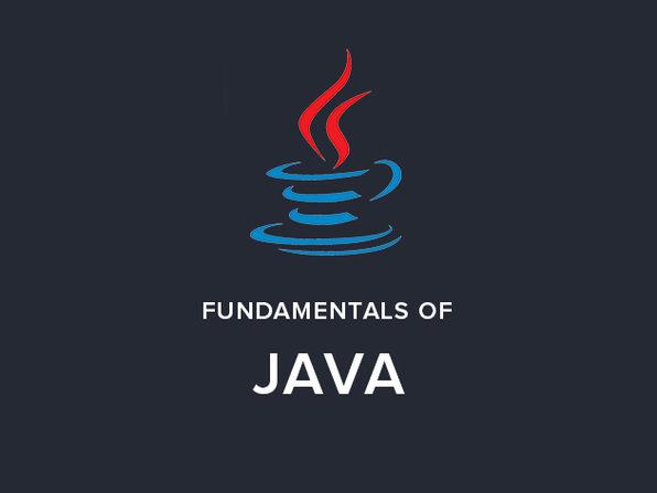 Fundamentals of Java Programming - Product Image