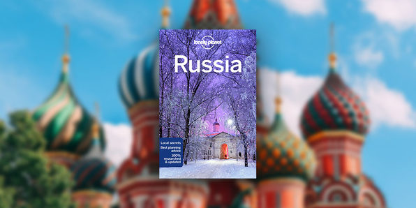 Russia Travel Guide - Product Image