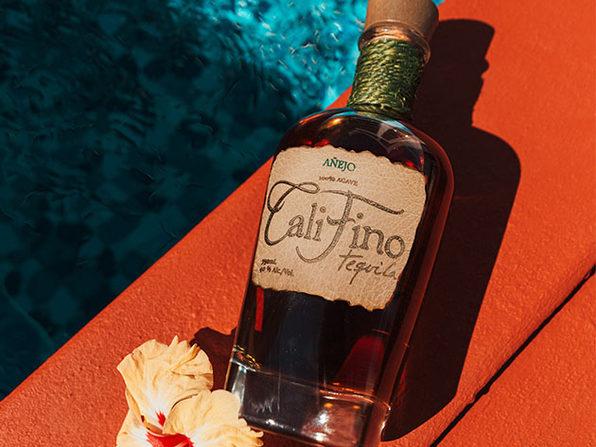 CaliFino Añejo 100% Ultra Premium Blue Weber Agave Tequila (15% OFF)