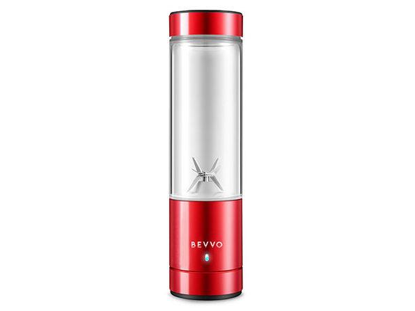 BEVVO: Premium Portable Blender + Free Ice Tray (Metallic Red)