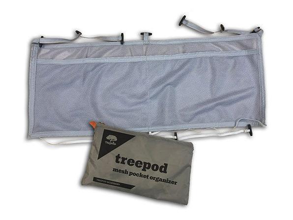 TreePod Mesh Pocket Organizer