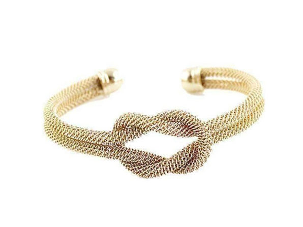 Love Me! Love Me! Knot Cuff Bracelet - Product Image