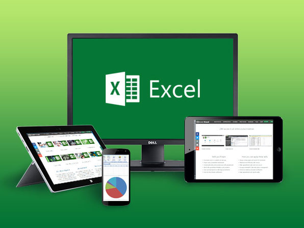 eLearnExcel Microsoft Excel School: Lifetime Subscription