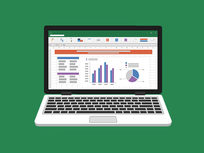 Excel Charts & Visualization - Product Image