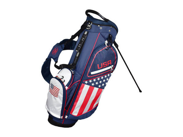 Hot-Z Golf USA Flag Stand Bag