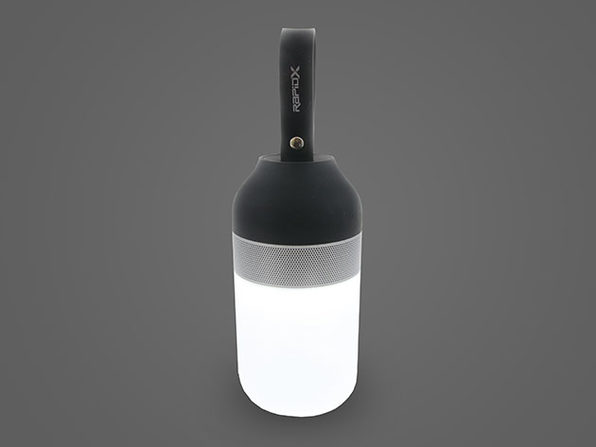 LunaX Portable Bluetooth Speaker Light