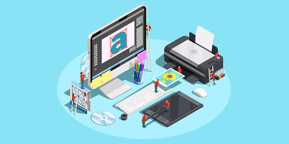 Digital Design Masterclass for Graphic Designers - Product Image