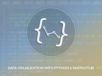 Data Visualization with Python and Matplotlib - Product Image
