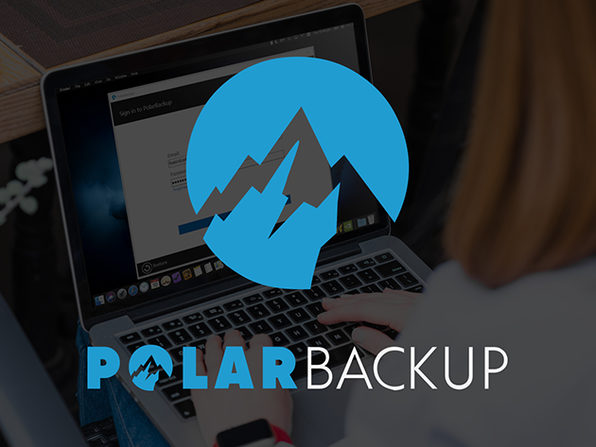Polar Cloud Backup: Lifetime Subscription (2TB)
