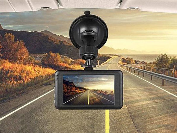 Black Box 1080p Dash Cam