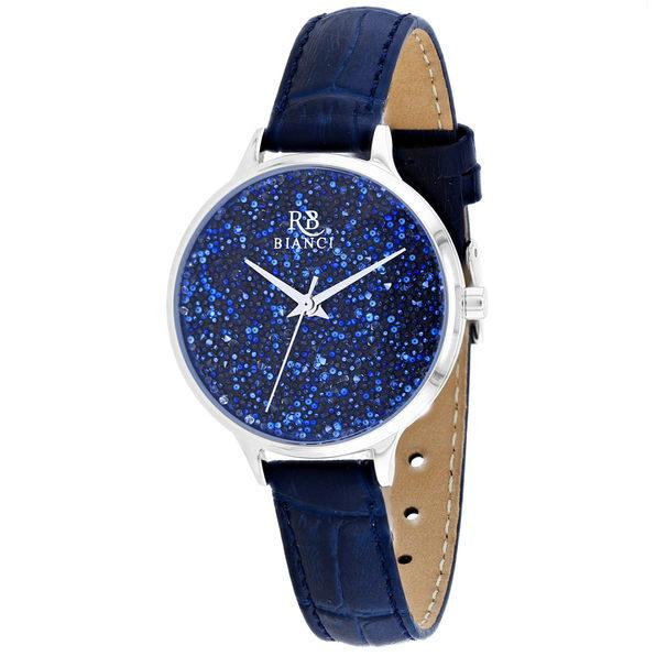 Roberto Bianci Women's Gemma Blue Dial Watch - RB0244