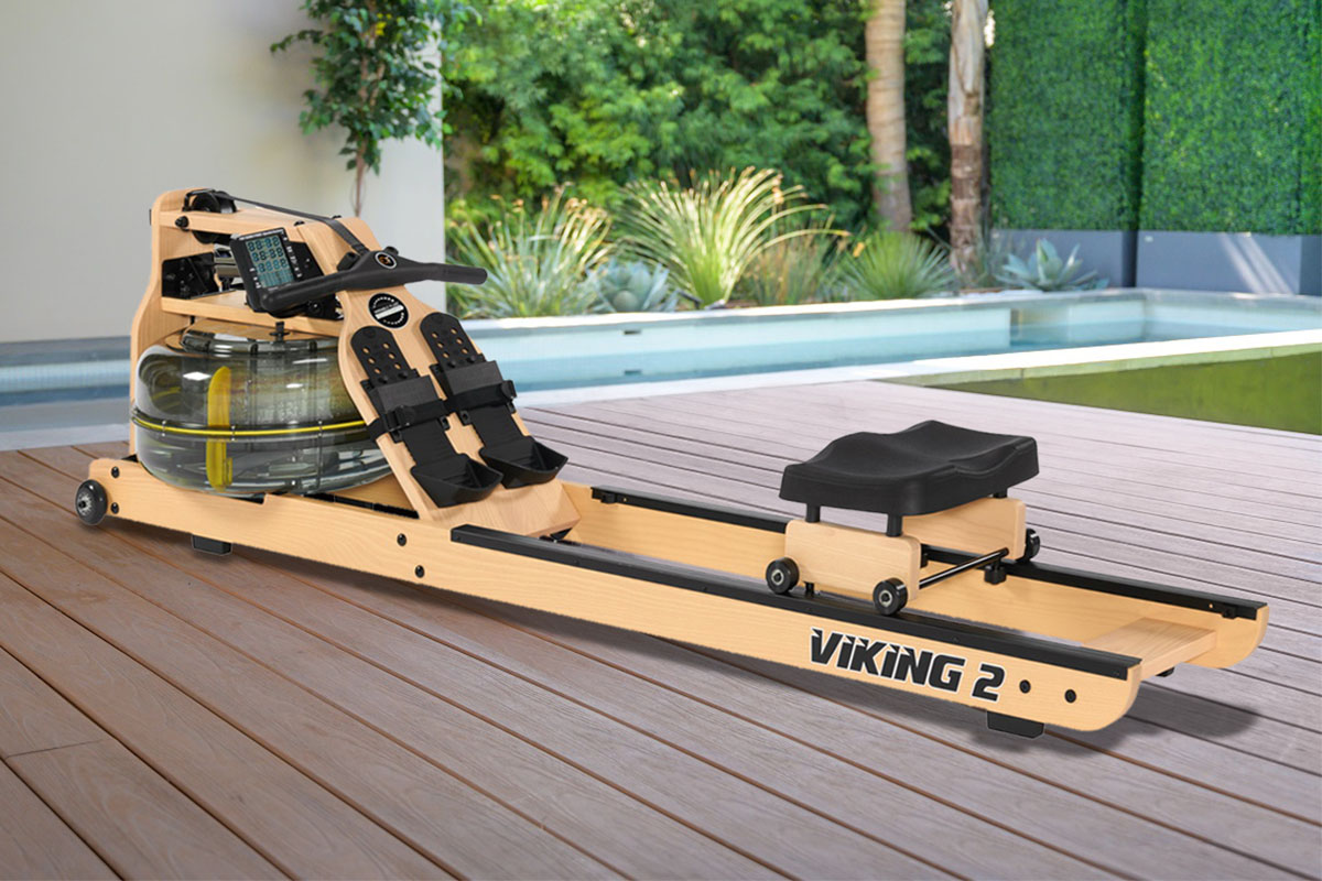 Viking 2 Plus AR Water Sel Rower, on sale for $1,189.15 when you use the coupon code at checkout