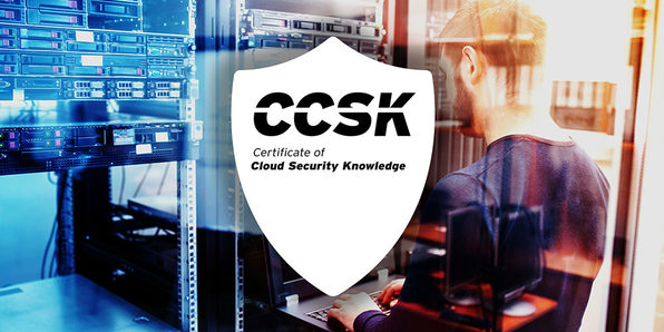CSA Certificate Of Cloud Technology Security Knowledge (CCSK) - Product Image