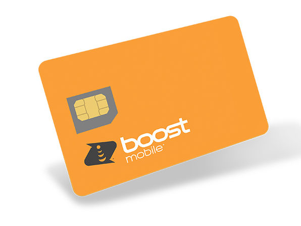 Boost Mobile Prepaid 3 Months Unlimited Talk & Text + 5GB LTE Data