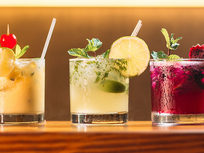 Cordials & Liqueurs: Essentials in Cocktails and Bartending - Product Image