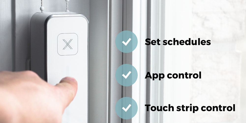 AXIS Gear: Smart Blinds Controller, on sale for $199.99 (19% off)