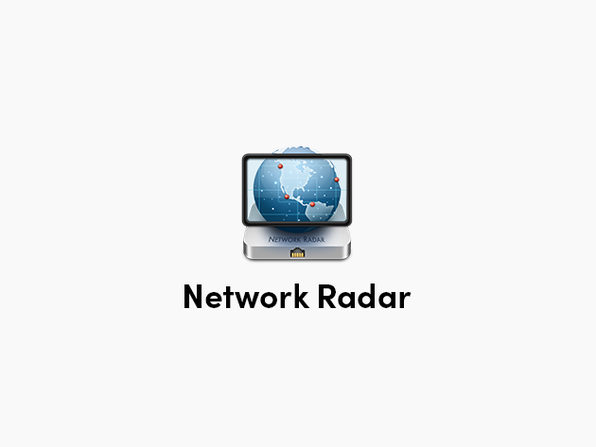 Network Radar Mac App