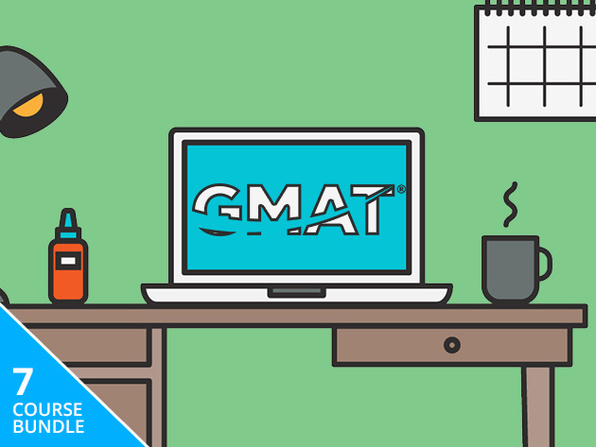 The Ultimate MBA & GMAT Test Prep Bundle