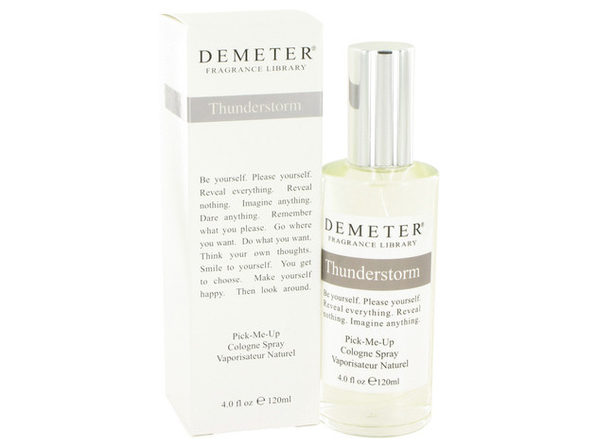 Demeter by Demeter Thunderstorm Cologne Spray 4 oz Great price and 100% authentic - Product Image