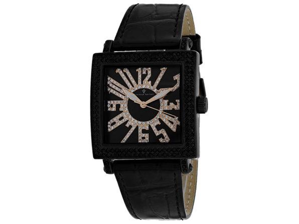 Christian Van Sant Women's Black Dial Watch - CV0244 - Product Image