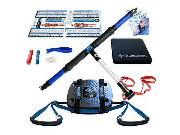 SmithShaper® SQUATX™ MAX Plus 85-Exercise System