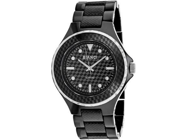 Roberto Bianci Women's Casaria Black Dial Watch - RB2790