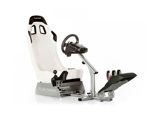 Playseat® Evolution Racing Video Game Chair (White)