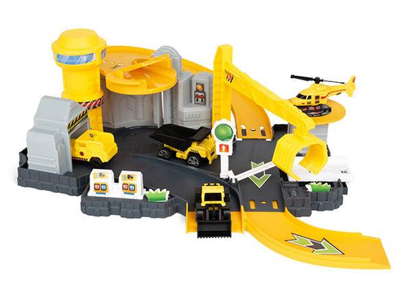 28-Piece Construction Site Ultimate Fun Playset
