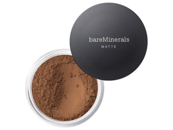bareMinerals Loose Powder Matte Foundation SPF 15 - Golden Deep 28 (0.21oz)