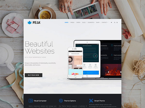 Visualmodo WordPress Themes Mega Bundle