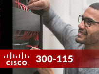 Cisco 300-115: SWITCH - Implementing Cisco IP Switched Networks - Product Image