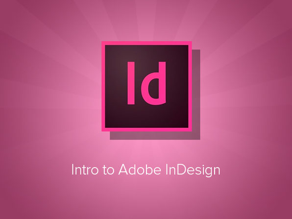 Intro to Adobe InDesign Course - Product Image