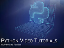 Python Video Tutorials (NumPy & Pandas) - Product Image