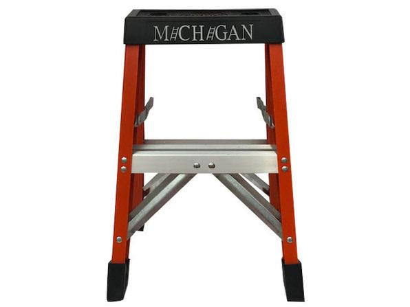 Michigan Ladder 2Ft Fiberglass Step Stool