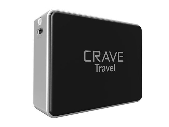 Crave Travel 6,700mAh Power Bank