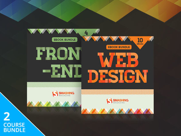 Web Design and Front-End eBook Bundle