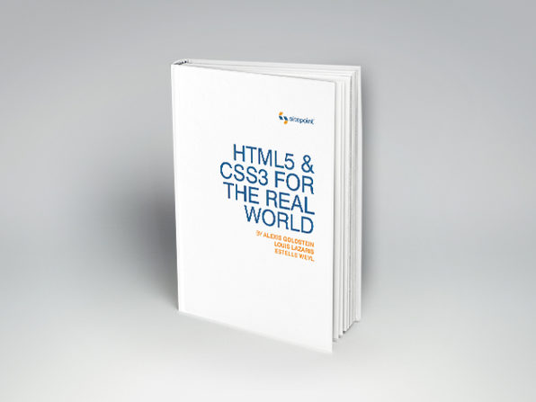 HTML5 & CSS3 for the Real World - Product Image