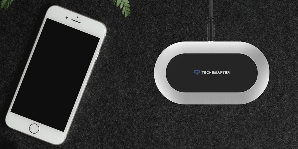Wireless Charger with 30W Power Delivery & 18W Fast Charger Ports, on sale for $54.99 (38% off)