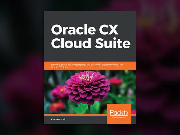 Oracle CX Cloud Suite - Product Image