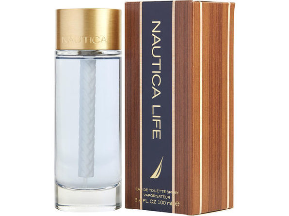 NAUTICA LIFE by Nautica EDT SPRAY 3.4 OZ for MEN  100% Authentic
